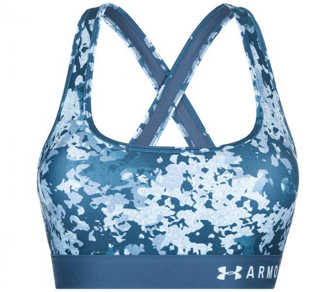 Armour® Mid Podprsenka Under Armour | Modrá | Dámské | XS