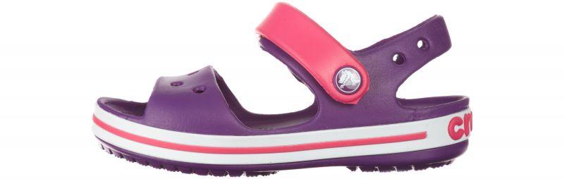 Crocband Sandále dětské Crocs | Fialová | Dívčí | 32-33
