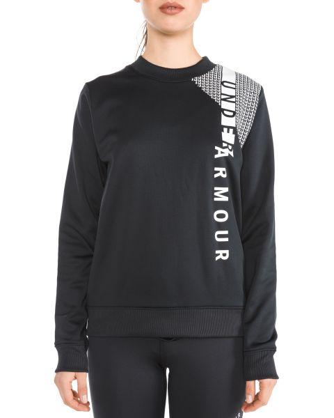 Armour Fleece® Mikina Under Armour | Černá | Dámské | XL