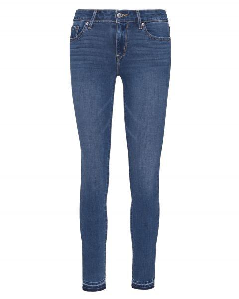 711 Jeans Levi's | Modrá | Dámské | 32/34