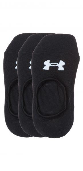 Essential Ponožky 3 páry Under Armour   Černá   Dámské   M
