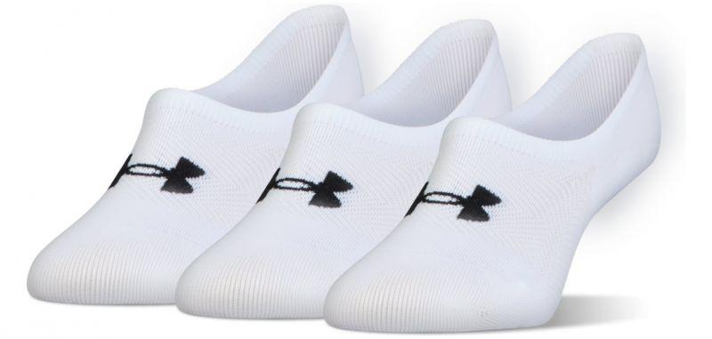 Essential Ponožky 3 páry Under Armour   Bílá   Dámské   M