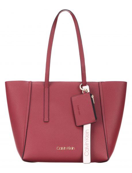 Base Medium Kabelka Calvin Klein | Červená | Dámské | UNI
