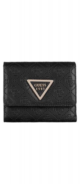 Kamryn Small Peněženka Guess | Černá | Dámské | UNI