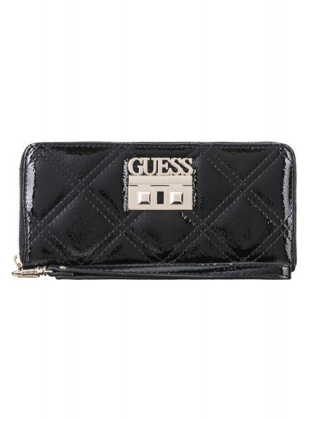 Guess Large Peněženka Guess | Černá | Dámské | UNI
