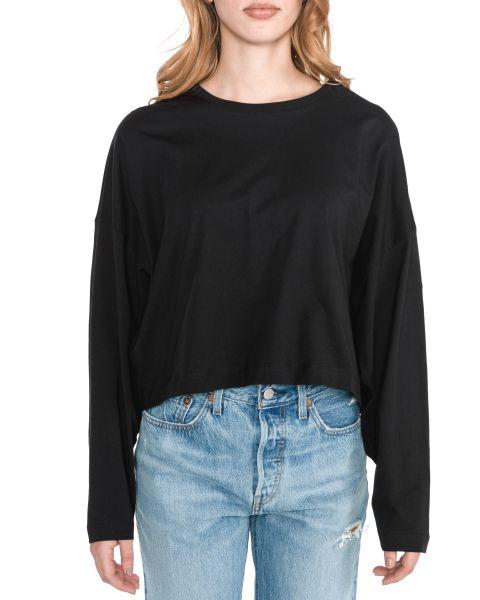 Crop Top Versace Jeans   Černá   Dámské   L