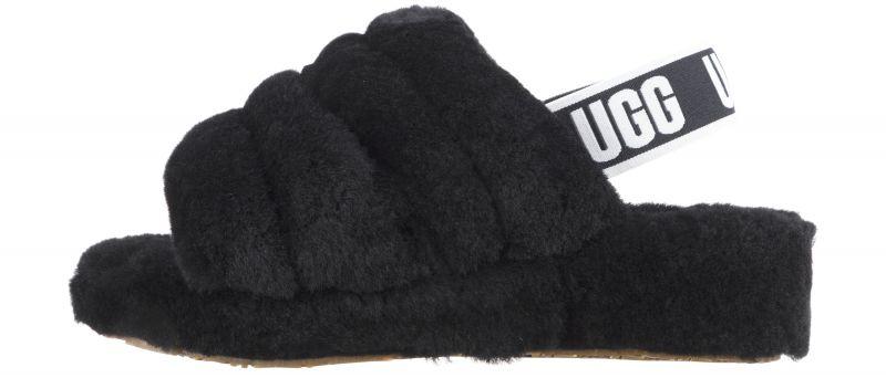 Fluff Yeah Pantofle UGG | Černá | Dámské | 41